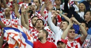 Hrvatskih navijača bilo je oko pet tisuća i uspjeli su nekoliko puta nadglasati brojnije Argentince, foto HINA
