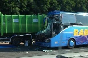 Velika prometna nesreća kod Karlsruhea. A. Meradnović