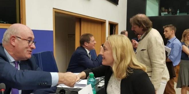 Sjednica Odbora za poljoprivredu i ruralni razvoj Europskog parlamenta. Foto: Petir.eu