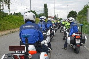 """Policija će biti """"popustljiva"""" u pogledu buke navijača i automobilskih sirena, ali samo do određene točke. Foto: Facebook/Policija kantona Vaud"""