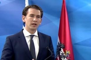 Austrijski kancelar Sebastian Kurz . Foto: Screenshot/Youtube