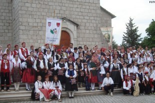 Međunarodna smotra folklora u Drumu došla je do svog petog izdanja. Foto: Darko Lončar