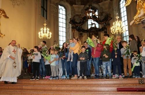 U crkvi sv. Petra u Mainzu proslavljen blagdan sv. Ante. Foto: Fenix-magazin