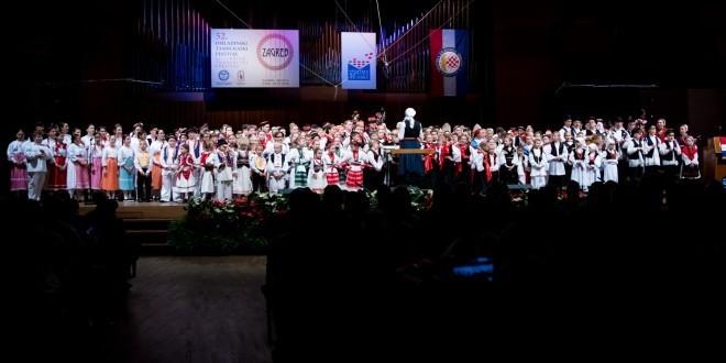Nastupili na 52. omladinskom tamburaškom festivalu u Zagrebu ovih dana/Foto: I.Tepeš