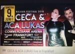 Za gledanje utakmice SP u Commerzbank Areni Kozjak šurovao sa istim organizatorima koji su organizirali koncert Cece Ražnjatović u Commerzbankareni u Frankfurtu /Screenshot