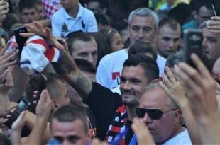 Docek Dejana Lovrena u Karlovcu (2)