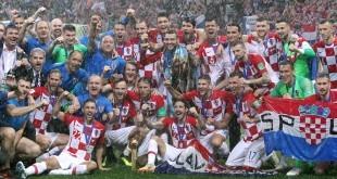 Hrvatski nogometaši /Foto: Hina