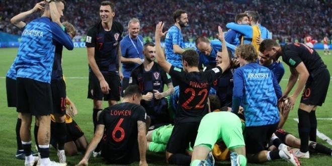 Njemački mediji su oduševljeni hrvatskom reprezentacijom/Foto: Hina