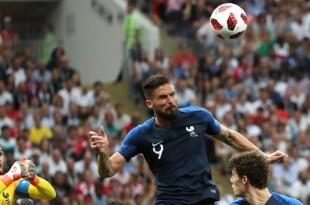 U natjecanju Lige nacija Francuska je pobijedila Nizozemsku s 2:1 / Foto: Hina