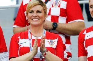 Kolinda Grabar-Kitarović/ Foto: Hina