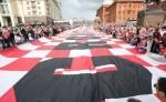 Hrvatski navijaci u Moskvi (3)