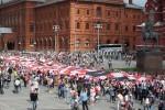 Hrvatski navijaci u Moskvi (4)