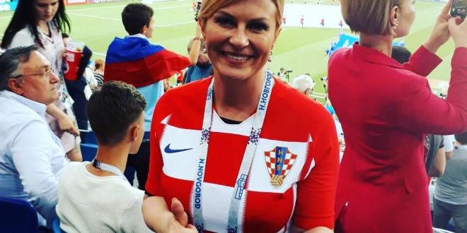 Kolinda Grabar-Kitarović/ Foto: Facebook