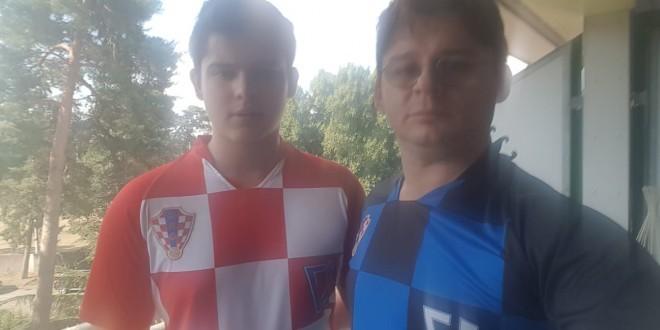 Mateo i Alen Vukelić. Foto: Alen Vukelić