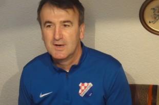 Mijo  Cagalj, predsjednik  Croatije Stuttgart//Foto: Bono Žepić/FM