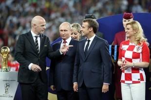 Dodjela srebrnih medalja hrvatskim reprezentativcima/Foto: Hina