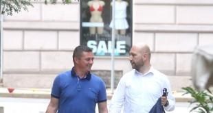 Zvonimir Novosel i  Mihael Zmajlović / Foto:Hina