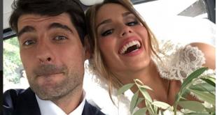Vedran Ćorluka i Franka Batelić: Foto: Instagram