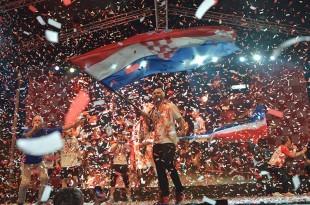 Doček Vatrenih/Foto: Hina