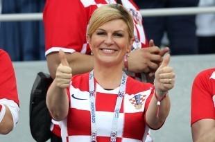 Predsjednica RH Kolinda Grabar-Kitarović. foto HINA