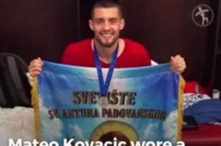 Mateo Kovačić. Foto: Hina