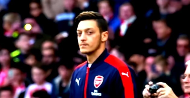 Mesut Özil odlazi iz njemačke reprezentacije. Foto: Screenhsot