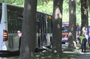 Napad nožem u autobusu u Njemačkoj/Foto: Screenshot/Welt