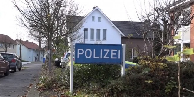 Policija Bad Oeynhausen/Foto: Screenshot/Youtube