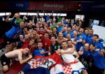 Vatreni nakon pobjede nad Engleskom. Foto: Instagram