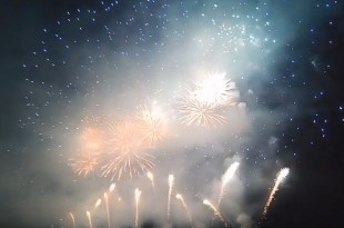 Nezaobilazan dio slavlja je i veliki vatromet/Foto: Screenshot/Youtube