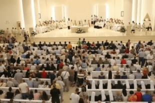 Arhivska snimka Crkve Gospe od Velikog Hrvatskog Krsnog Zavjeta / Foto: FM