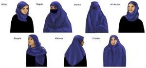 Pokrivala muslimanskih žena / Foto:Screenshot Hlavne