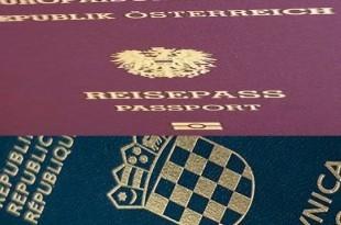 U Austriji je moguće imati hrvatsku i austrijsku putovnicu tek u iznimnim slučajevima / Foto: Fenix Magazin