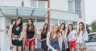 Ljepotice hrvatskih županija stigle su u  Hotel Panorama