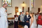 Obred vjenčanja Stipe i Bettine