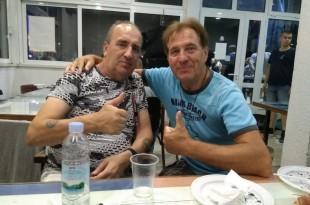 Mladen Grdović i Frane Vugdelija. Foto: FV