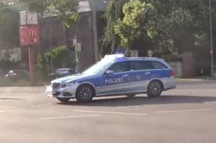 Kad je policijska patrola stigla na mjesto događaja, potjera je i dalje bila u punom tijeku/Foto: Screenshot/Ilustracija