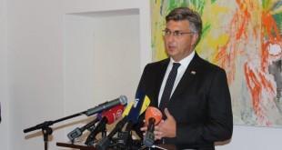Premijer Andrej Plenković / Foto: Fenix