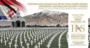 Misno slavlje s početkom u 12.00 predvodit će biskup Mile Bogović