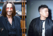 Mladen Burnać i kineski reper Rock. Foto: Mladen Burnać