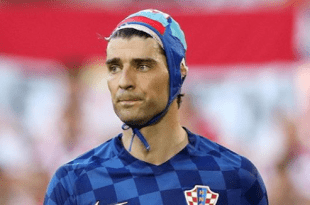 Vedran Ćorluka. Foto: Instagram