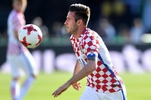 Povremeni hrvatski reprezentativac član je belgijskog Standarda iz Liega/Foto: HNS