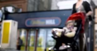 Djeca u kolicima izloženija onečišćenju/Foto: Screenshot/Youtube/Ilustracija