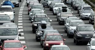 Nnajveći prometni zastoj očekuje se u petak/Foto: Hina/Ilustracija