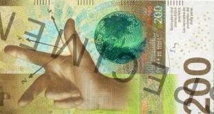 Švicarska središnja banka predstavila je u srijedu novu novčanicu od 200 franaka