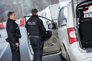 Policijska kontrola u akciji/Foto: Polizei/Ilustracija