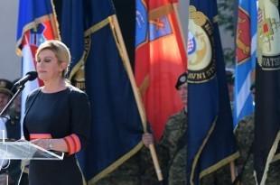 Predsjednica RH Kolinda Grabar Kitarović. foto HINA