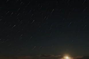 Suze sv. Lovre u noći s 12. na 13. kolovoza/Foto: Screenshot/Youtube