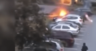 U Göteborgu sinoć zapaljeno 80 automobila/Foto: Screenshot/Youtube