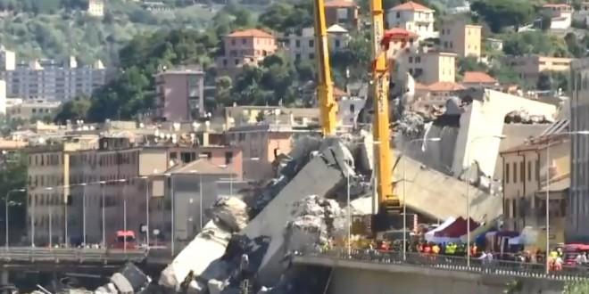 Vijadukt se srušio i usmrtio 42 osobe/Foto: Screenshot/Youtube